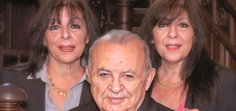 House Salloum - Habeeb, Muna, and Leila