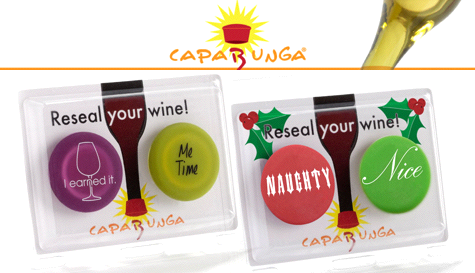 Ultimate Wine Preservation Kit from CapaBunga