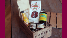 Mantry in a box: something special every month