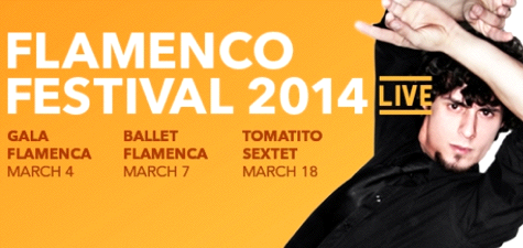 Jose Andres: Flamenco Experience Menu