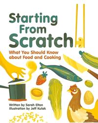 Scratch by Sarah Elton