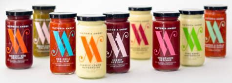 Condiments Collection by Victoria Amory