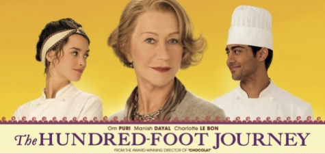 The Hundred-Foot Journey:  Trailer