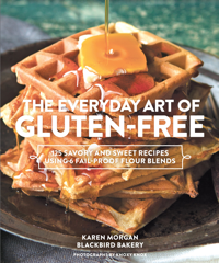 Everday Art of Gluten-Free by Karen Morgan