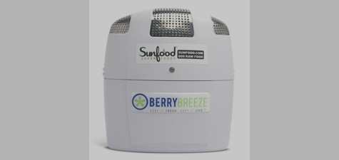 Holiday Gift: BerryBreeze
