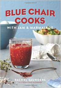 Blue Chair Cooks with Jam & Marmalade by Rachel Saunders