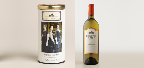 Donna Hay: New Classics with Downton Abbey Tea and Wine