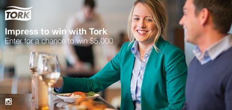 SOS: Tork's Impress to Win Contest