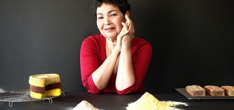 Chestnut Flour & Alice Medrich: Flavor Flours