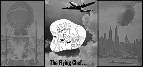 Richard Foss: Chefs with Superpowers