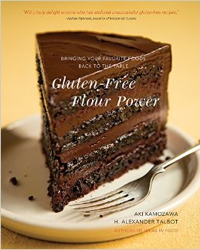 Gluten-Free Flour Power by Aki Kamozawa and Alexander Talbot
