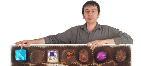 Peter Anton: The Foodhist Temple