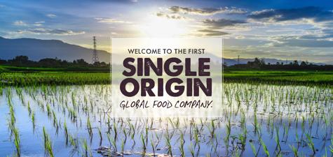 The Real Co's Single Origin Rice, Salt, and Sugar