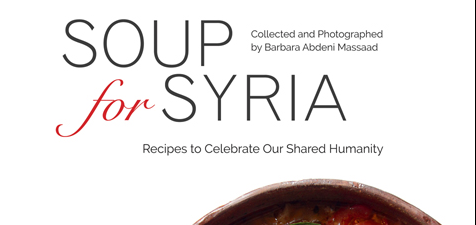 Soup for Syria cookbook
