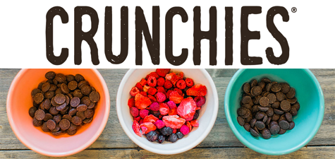Crunchies Freeze-Dried Fruit