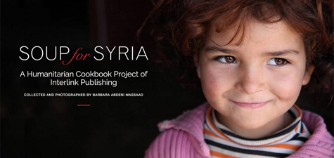 Barbara Massad: Soup for Syria