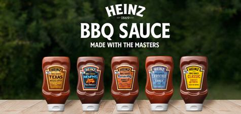 BBQ Month: Heinz's Regional Flavors