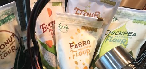Spring Gifts: Pereg's Gluten-Free Flour